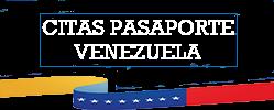 Citas Pasaporte Venezuela