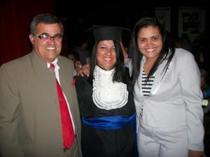 Meus pais na fé que me ensinaram a ser intercessora