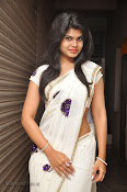 Alekhya Latest Photos in Saree at Donga Prema Audio-thumbnail-13