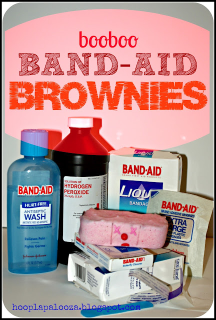 how to clean up band-aid residue off of kids
