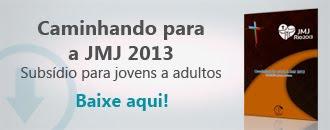 preparação para a JMJ Rio2013