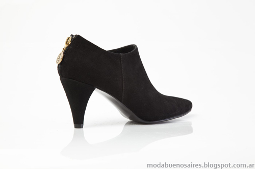 Sofi Martire invierno 2013 moda zapatos