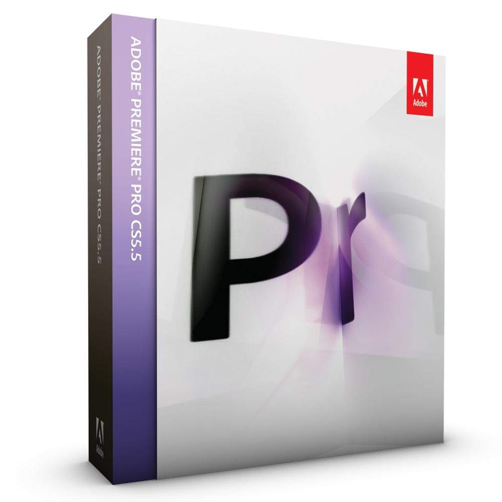 Adobe Premiere Pro CS5 Family (With Registration ...
