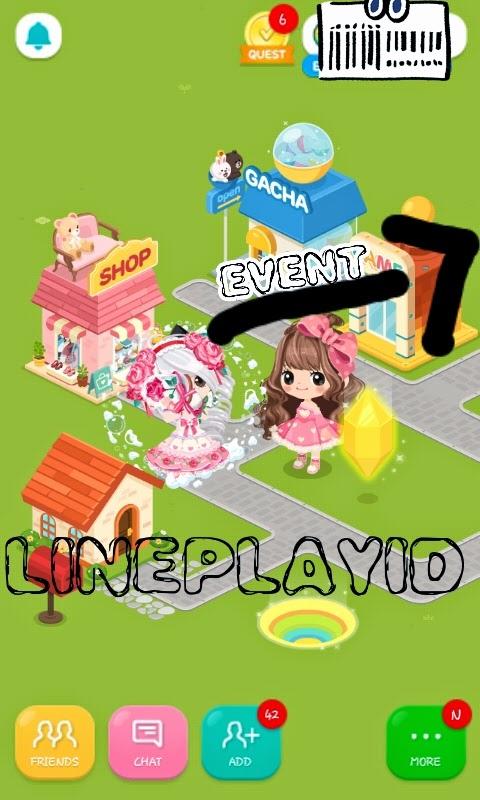 Line Play: Mei 2015