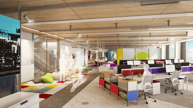 Google 倫敦辦公室