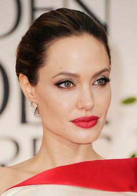 Холивудската звезда Анджелина Джоли