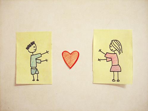 Dandelion Kecil: Izinkan aku meminjam cintamu, wahai ...