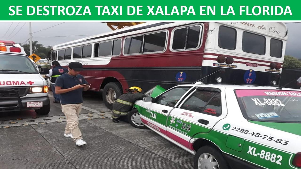 TAXI DE XALAPA EN LA FLORIDA