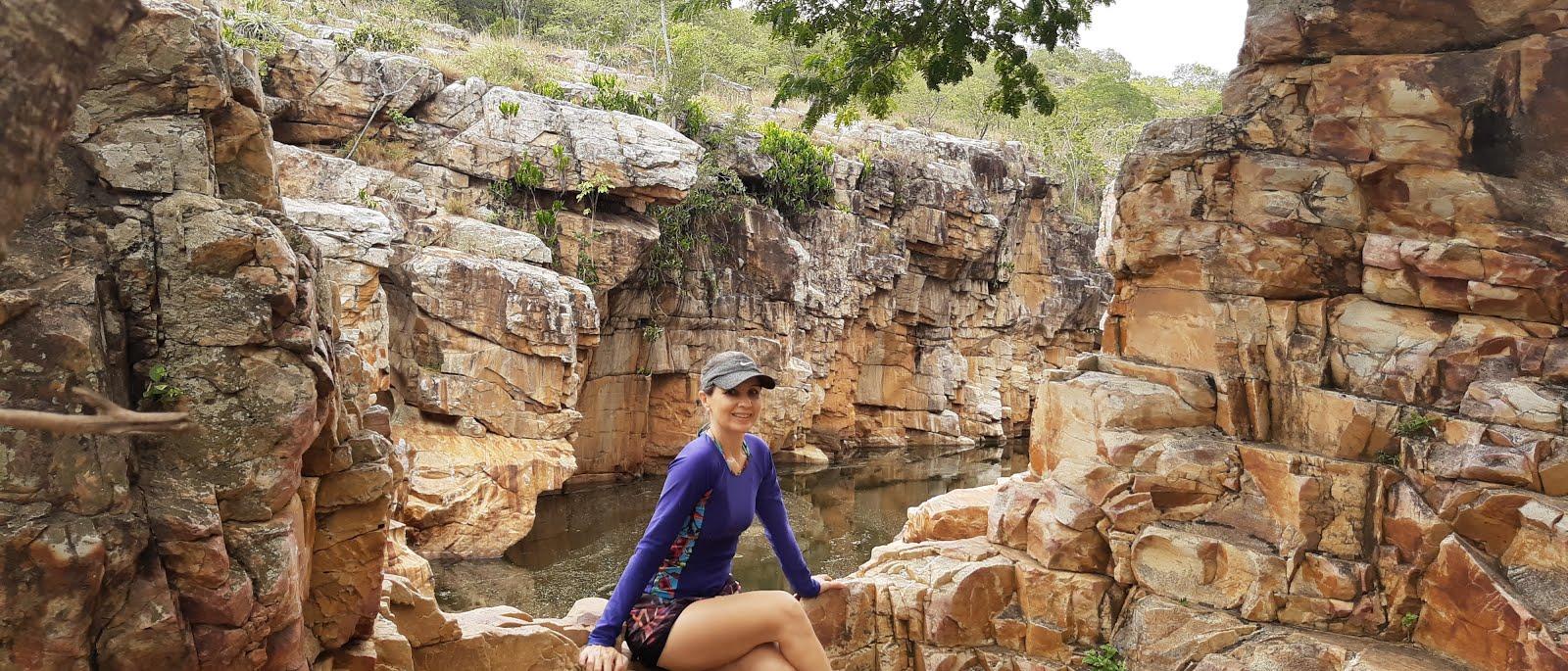 Trilha Pedra da Arara e Cachoeira de Macambira