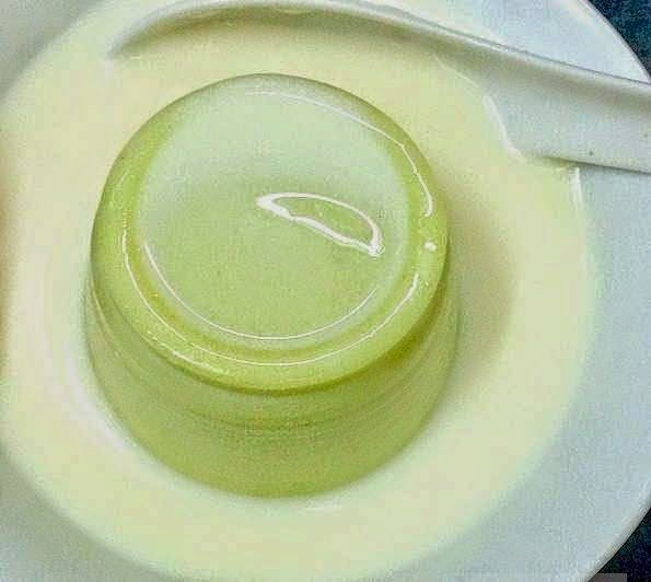 Avocado Jelly Dessert (Thach Bo)