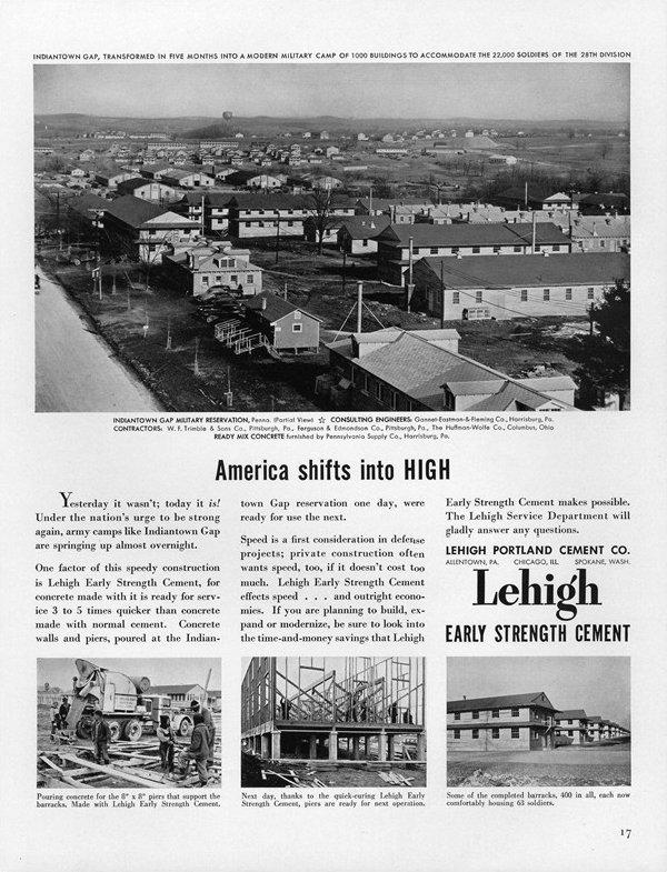 Lehigh Portland Cement : Longshore soldiers army port battalions in wwii may