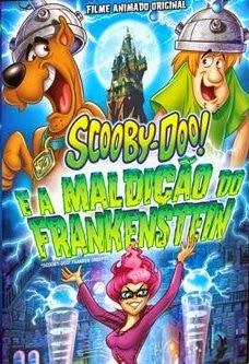 Filme Scooby Doo! E A Maldição Do Frankenstein Dublado AVI DVDRip