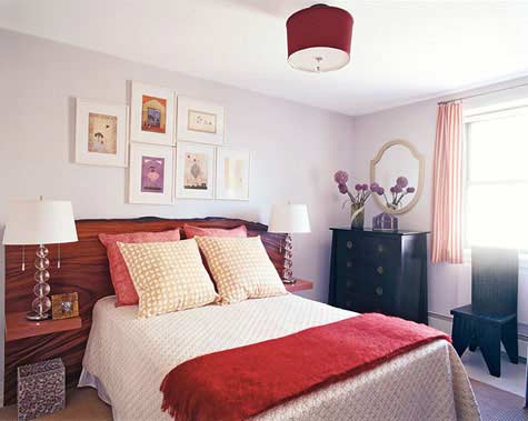 Tips:Decorating Ideas For Small Bedroom | Home Catalog Decoration