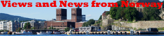 News and Views from Norway: News in English: Nina Berglund