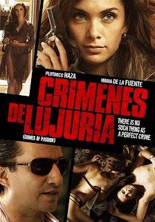 Crímenes de Lujuria Poster