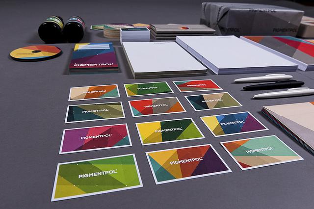 Подготовка дизайн-макетов полиграфической продукции любой сложности