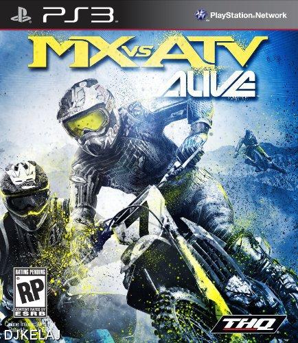 mx vs atv alive. MX Vs ATV Alive PS3 USA FREE