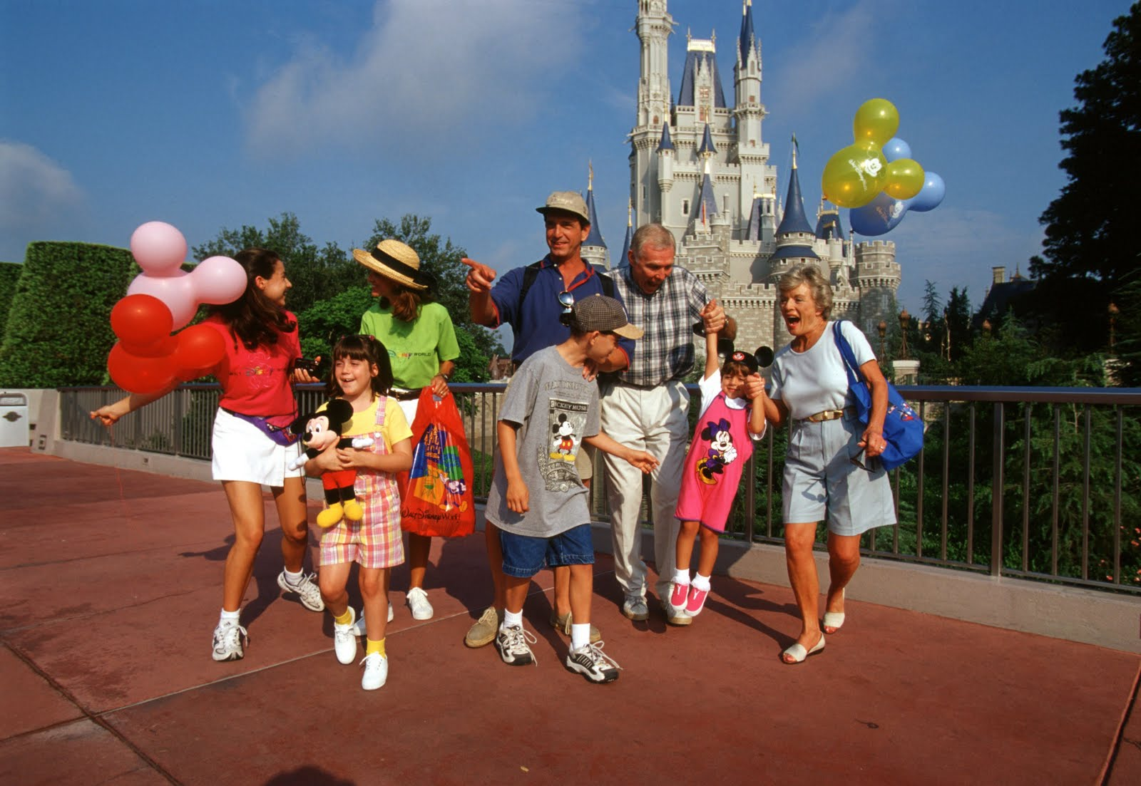 walt disney world park tickets from reserveorlando com