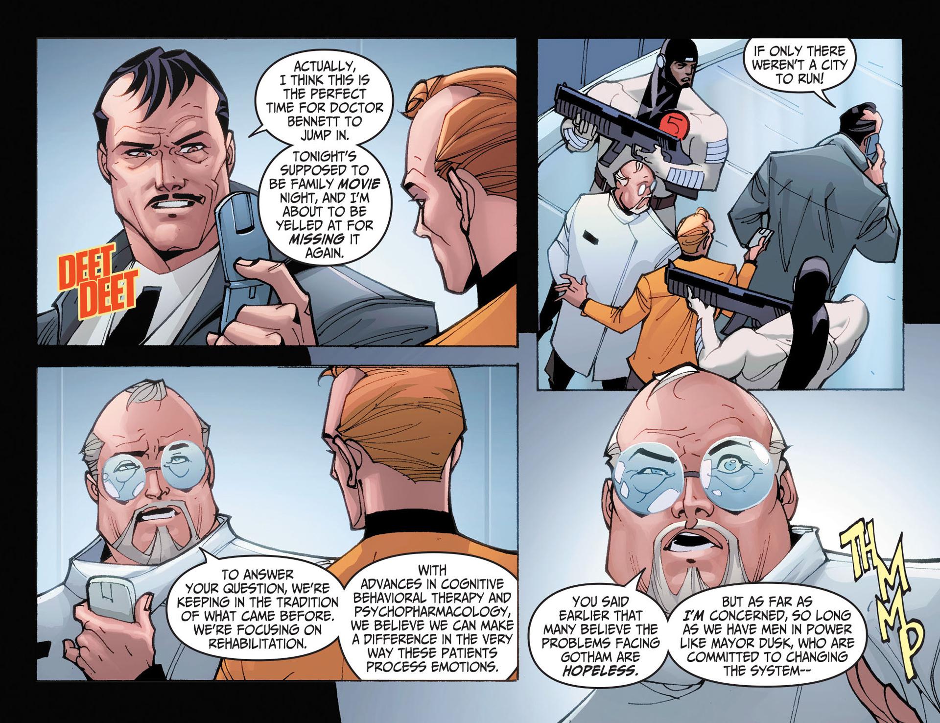 Batman Beyond 2.0 #1 #40 - English 6