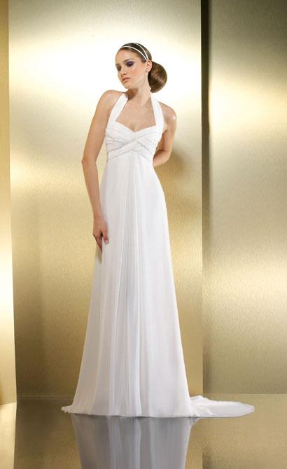robes de mariage robes de soir e et d coration la robe de mari e empire. Black Bedroom Furniture Sets. Home Design Ideas