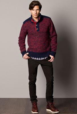 jerseys hombre Caramelo otoño invierno 2012 2013