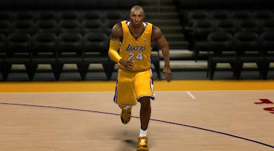 Kobe Bryant HD Mod