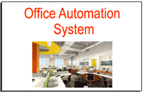 office automated system. Modules Of Project Office Automated System