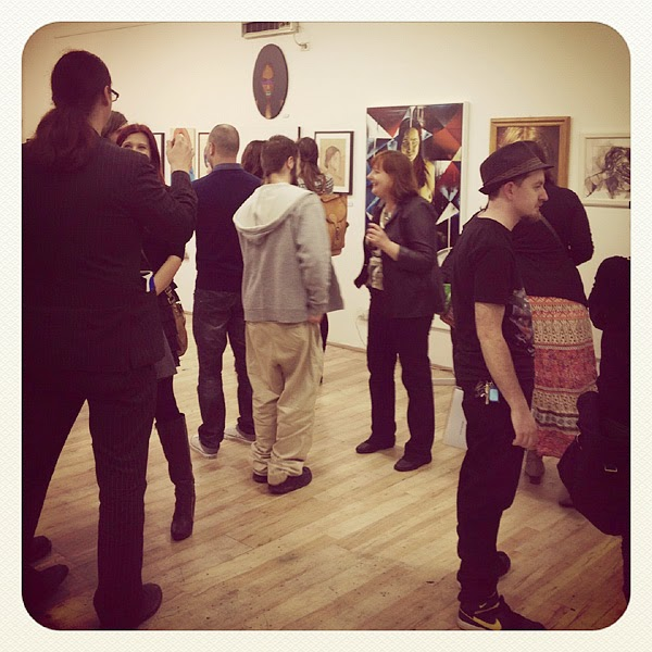 espionage gallery - about face: portrait show - 20/9/12