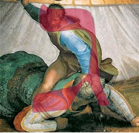David and Goliath: Mystical Kabbalah Signs