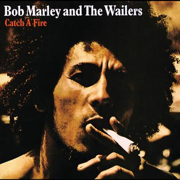 portada Catch a Fire, album Catch a Fire bob marley, disco Catch a Fire bob marley
