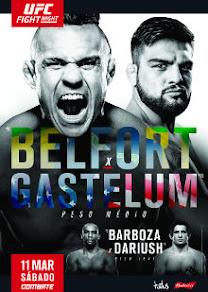 Próximos eventos UFC!