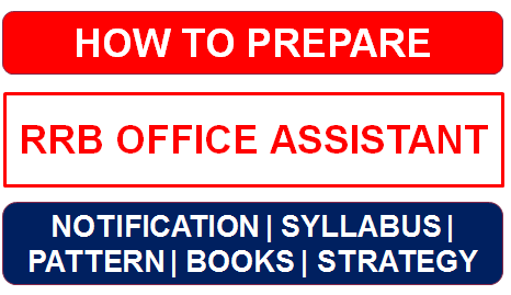 HOW TO PREPARE IBPS RRB OFFICE ASSISTANT EXAM