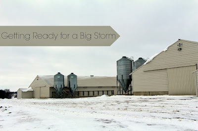 big storm turkey farm