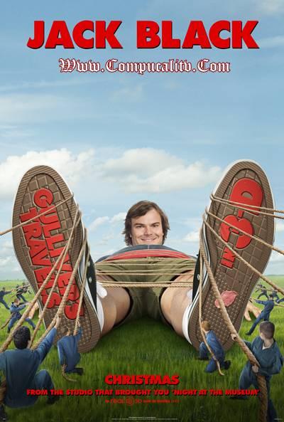 Los viajes de Gulliver DVDRip Español Latino
