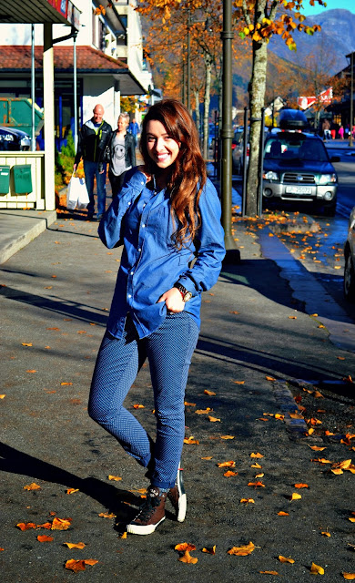 Autumn Denim ♠