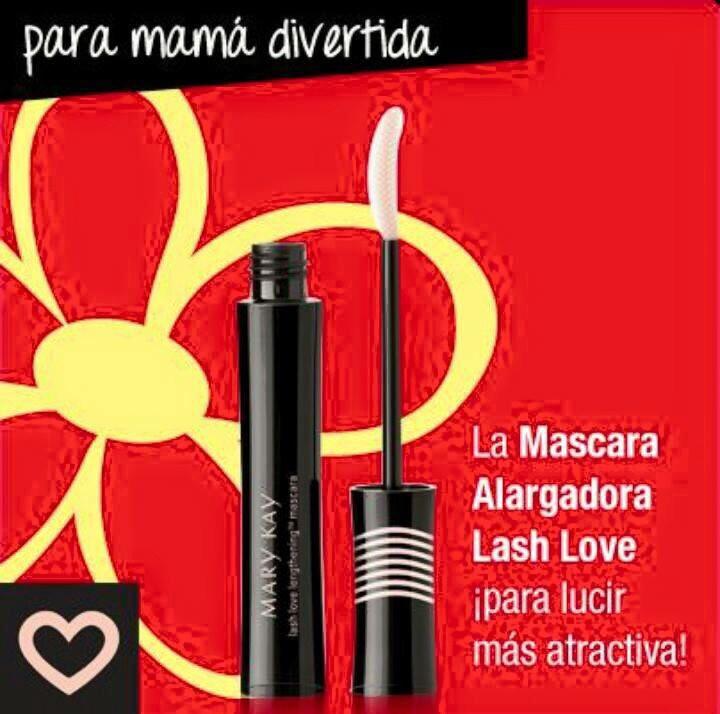 Máscara Lash Love Mary Kay