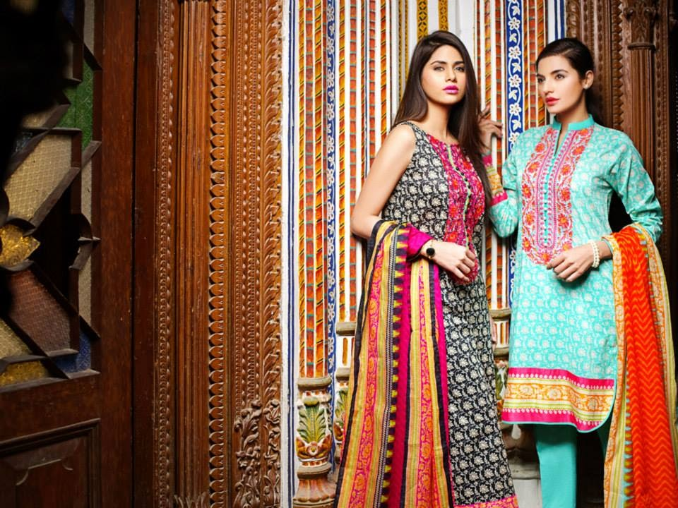 khaadi 2015 lawn collection