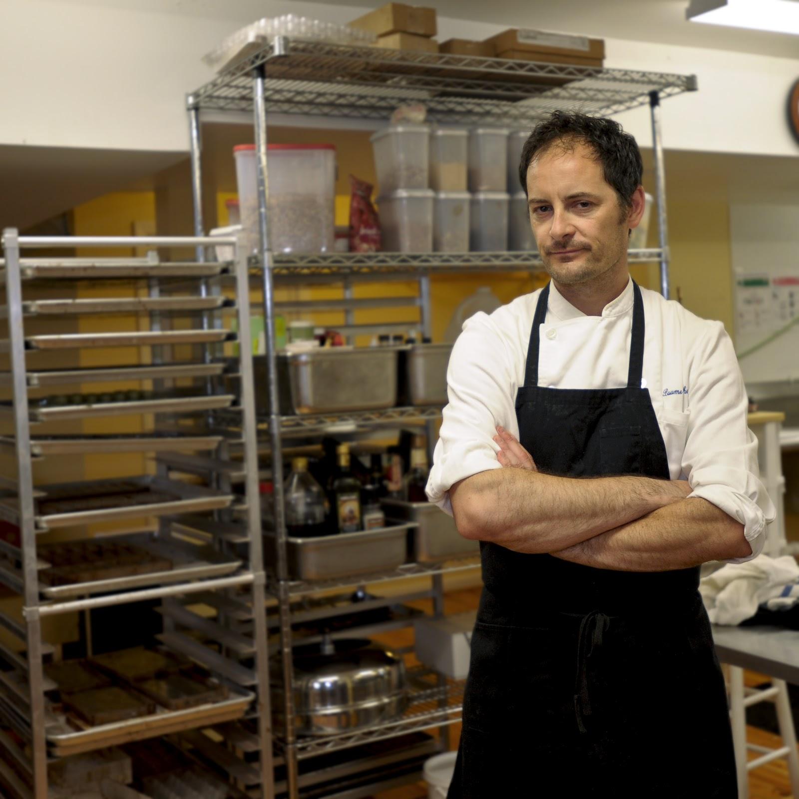 Christophe Paume - 3rd Generation Chocolatier