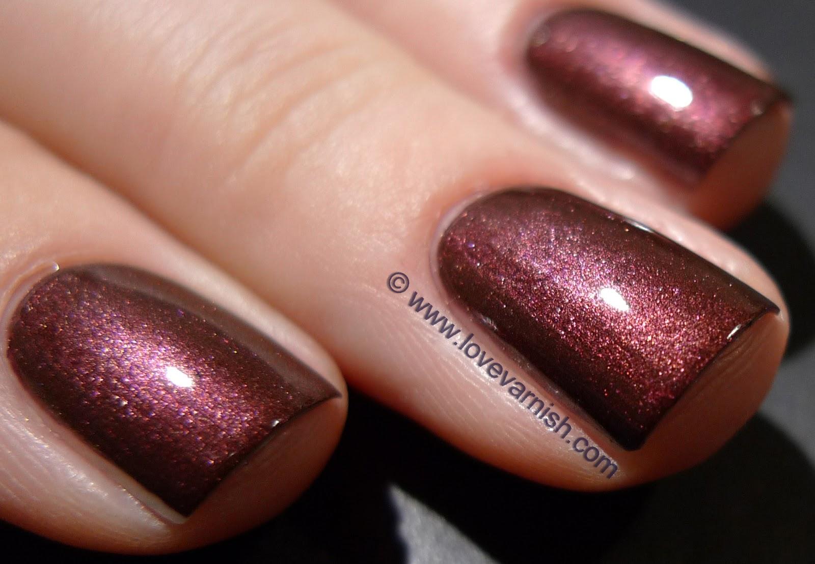 Love Varnish: H&M Fabulous Nails Honey