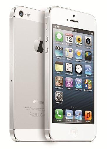 المواصفات الكاملة لهاتف ايفون 5 الجديد Iphone 5 Specifications