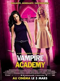 Vampire Academy (Academia de Vampiros) 2014