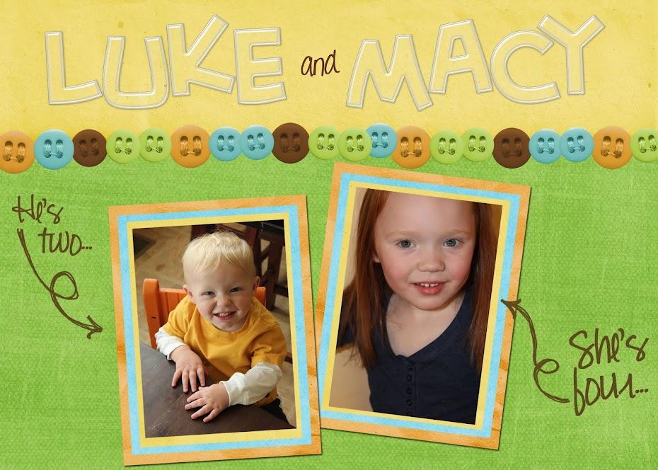 Macy and Luke