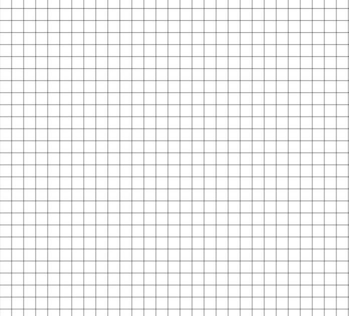 graph paper worksheet