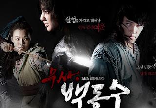 Sinopsis Warrior Baek Dong Soo