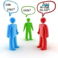 "..Participe do ""chat"" da ABP.."