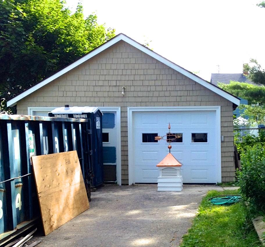 Lung cupola for Garage cupola