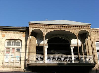Unesco Dünya Mirası - Tebriz Çarşısı