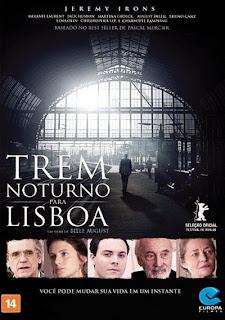 Trem Noturno Para Lisboa - DVDRip Dual Áudio