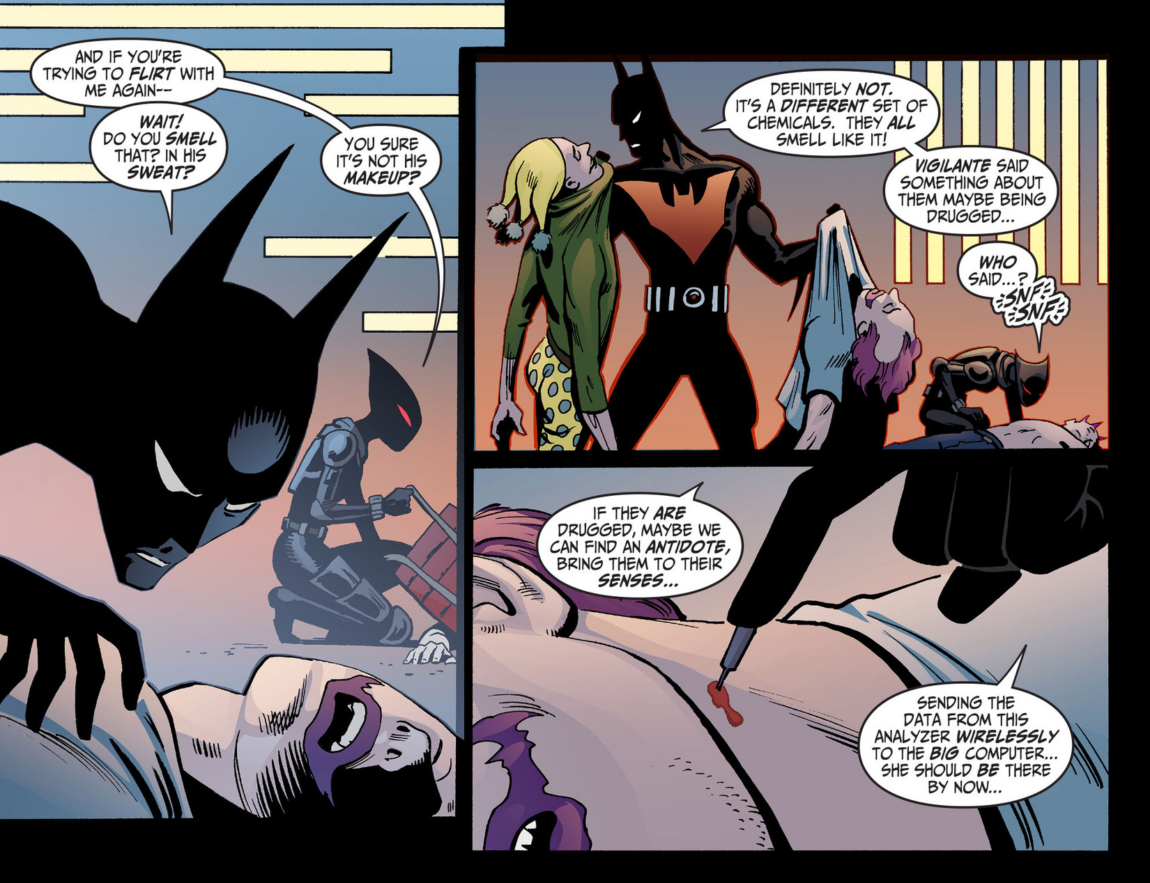 Batman Beyond (2012) Issue #13 #13 - English 9
