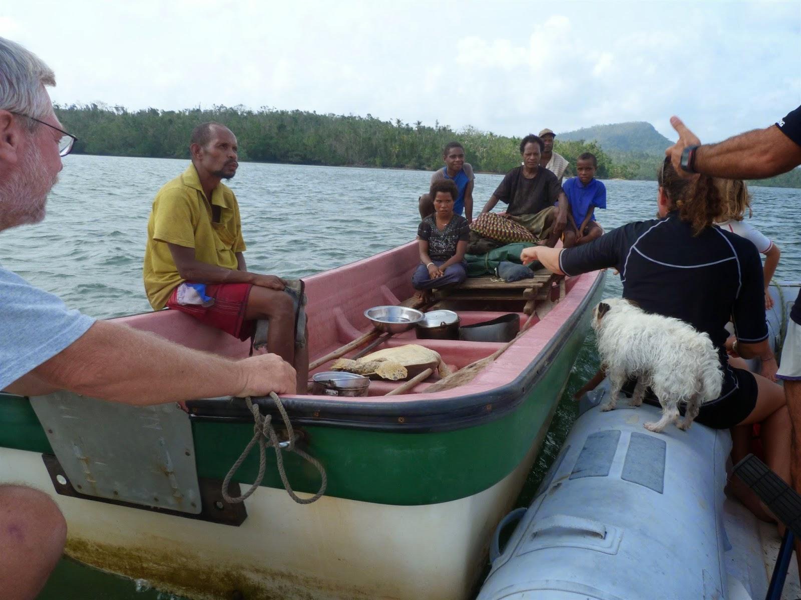 DRIFTER: Papua New Guinea, wat een verrassing.